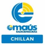 Logo da emissora Radio Emaús 93.9 FM