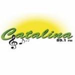 Logo da emissora Radio Catalina 89.1 FM
