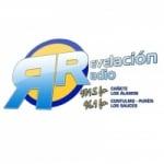 Logo da emissora Radio Revelación Doble R 101.5 FM