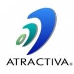 Logo da emissora Radio Atractiva 95.3 FM