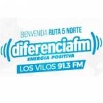 Logo da emissora Radio Diferencia 91.3 FM
