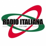 Logo da emissora Radio Italiana 531 AM