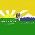 Logo da emissora Radio Nuevo Amanecer 93.3 FM