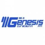 Logo da emissora Radio Genesis 96.5 FM