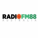 Logo da emissora Radio FM 88