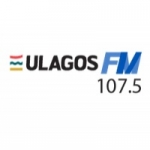 Logo da emissora Radio Ulagos 95.7 FM