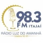 Logo da emissora Rádio Comunitária Luz do Amanhã