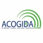 Logo da emissora Radio Acogida 101.3 FM