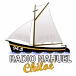 Logo da emissora Radio Nahuel 94.5 FM