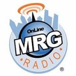 Logo da emissora Radio MRG 90.1 FM
