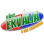 Logo da emissora Rádio Ervália