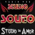 Logo da emissora Rádio Studio Souto - Studio do Amor