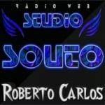 Logo da emissora Rádio Studio Souto - Roberto Carlos