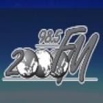 Logo da emissora Radio 2000 FM 98.5