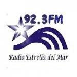 Logo da emissora Radio Estrella del Mar 92.3 FM