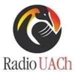 Logo da emissora Radio UACh 90.1 FM