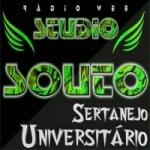 Logo da emissora Rádio Studio Souto - Sertanejo Universitário