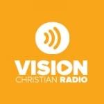 Logo da emissora Vision Christian Radio 87.6 FM