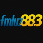Logo da emissora Radio Luz 88.3 FM