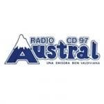 Logo da emissora Radio Austral 970 AM
