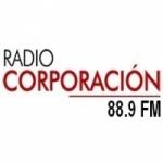 Logo da emissora Radio Corporación 88.9 FM