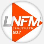 Logo da emissora Radio La Nueva 90.7 FM