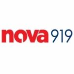 Logo da emissora Radio Nova 91.9 FM
