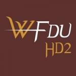 Logo da emissora WFDU 89.1 HD-2 FM
