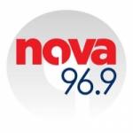 Logo da emissora Radio Nova 96.9 FM