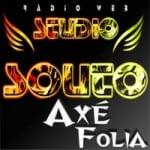 Logo da emissora Rádio Studio Souto - Axé