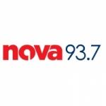 Logo da emissora Radio Nova 93.7 FM