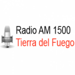 Logo da emissora Radio Tierra del Fuego 1500 AM