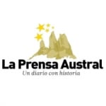 Logo da emissora Radio Patagonia Austral 100.9 FM