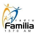 Logo da emissora Radio Familia 1570 AM