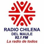 Logo da emissora Radio Chilena de Maule 92.1 FM