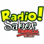 Logo da emissora Radio Sabor Tropical 105.5 FM