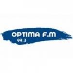 Logo da emissora Radio Óptima 99.3 FM
