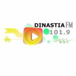 Logo da emissora Radio Dinastia 101.9 FM