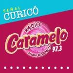 Logo da emissora Radio Caramelo 97.3 FM