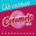 Logo da emissora Radio Caramelo 101.5 FM