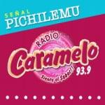 Logo da emissora Radio Caramelo 93.9 FM