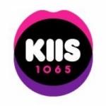 Logo da emissora Radio KIIS 106.5 FM