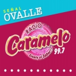 Logo da emissora Radio Caramelo 99.7 FM