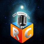 Logo da emissora Radio Cosmonova
