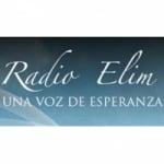 Logo da emissora Radio Elim 107.1 FM