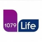 Logo da emissora Radio Life FM 107.9