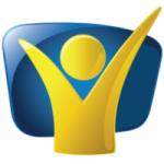 Logo da emissora Radio Nuevo Tiempo 107.7 FM