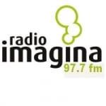 Logo da emissora Radio Imagina 97.7 FM