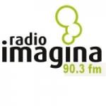 Logo da emissora Radio Imagina 90.3 FM