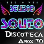Logo da emissora Rádio Studio Souto - Discoteca 70s